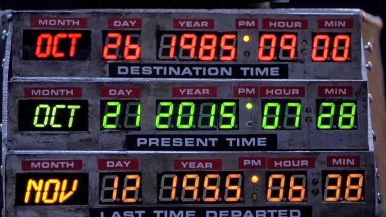 Llega Marty McFly, ¿por qué tanto revuelo?