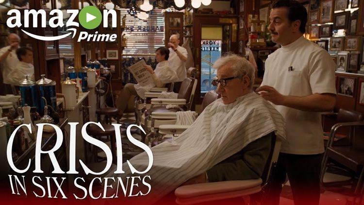 Crisis In Six Scenes: la serie de televisión de Woody Allen