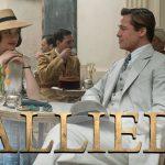 Brad Pitt y Marion Cotillard se alian con el cine clásico de espías en «Aliados»