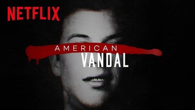 ¿Qué hacéis que no estáis viendo ya American Vandal?