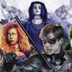 Titanes de DC, irregular pero entretenida