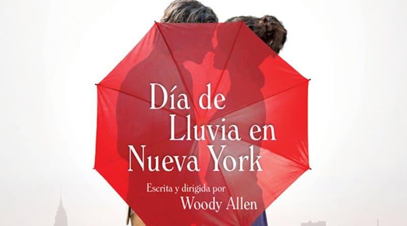 Día de Lluvia en Nueva York